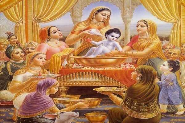 ஸ்ரீகிருஷ்ண ஜெயந்தி  குட்டி கண்ணனை வரவேற்க தயாரா?