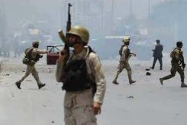 தலிபான் தாக்குதல்: ஆப்கானில் 21 பேர் பலி