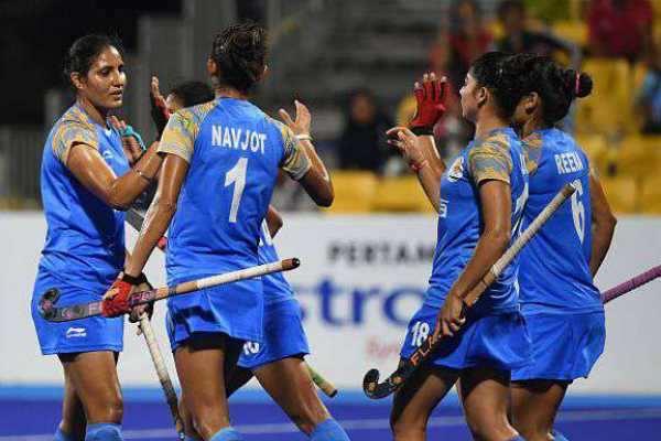 ஆசிய போட்டி: இந்தோனேசியாவை 8-0 என துவம்சம் செய்தது இந்தியா