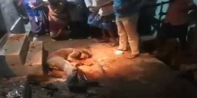 பெண்ணை கடத்த முயற்சி.. ஆசிட் வீச்சில் மூதாட்டி பலி.. தாக்குதலில் இளைஞர் பலி.. நடந்தது என்ன?