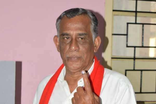 தவறாமல் வாக்களிக்க வேண்டும்: சி.பி.எம். வேட்பாளர் பி.ஆர். நடராஜன்