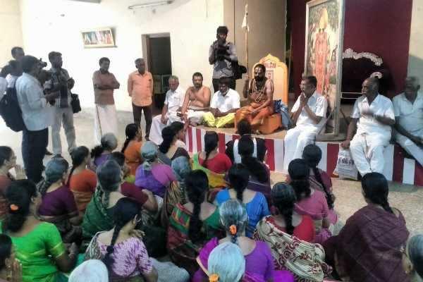 அத்தி வரதர்தரிசனத்தை நீட்டிப்பு செய்ய வேண்டும்: ஸ்ரீவில்லிபுத்தூர் ஜீயர்