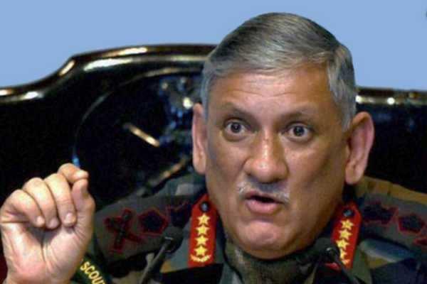 இனியும் தாமதித்தால் கருப்புப் பட்டியல் தான் - பாகிஸ்தானை எச்சரிக்கும் பிபின் ராவத்!!