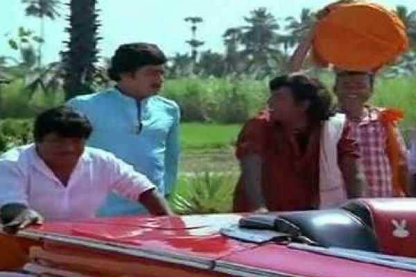 கரகாட்டக்காரன் 2 குறித்து சூசகமாக பதில் சொன்ன ராமராஜன்!