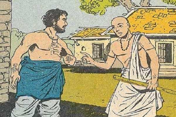 ஆன்மீக கதை – யார் சுமப்பார் நம் பாவத்தை ?