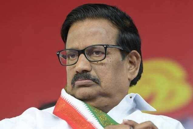 தமிழக காங்கிரஸ் தலைவர் கே.எஸ்.அழகிரி மீது வழக்குப்பதிவு