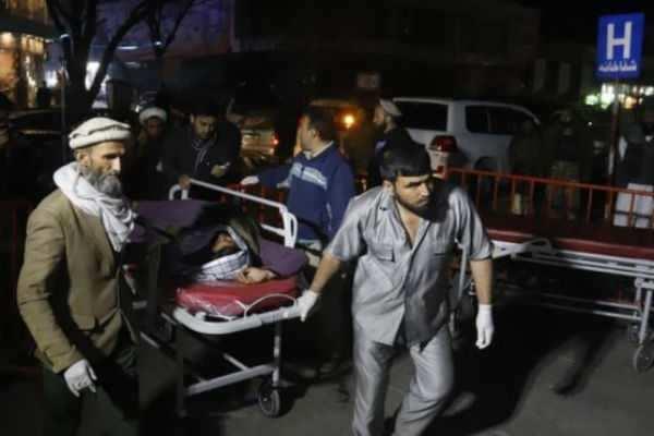 ஆப்கானிஸ்தான்: தற்கொலைப்படை தாக்குதலில் 50 பேர் உயிரிழப்பு