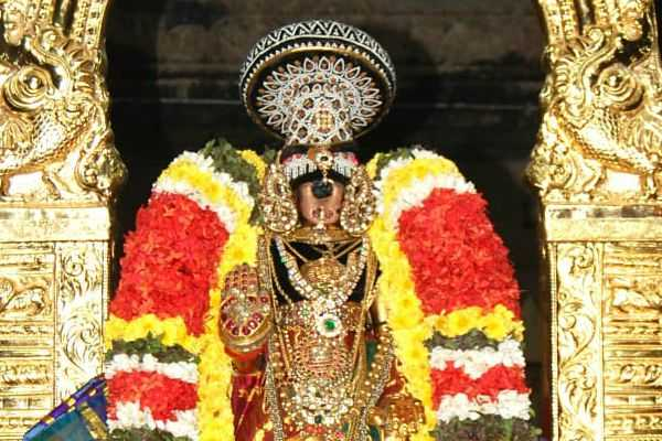 ஸ்ரீரங்கம் ரங்கநாதர் ஆலயத்தில் சொர்க்கவாசல் திறப்பு விழா !