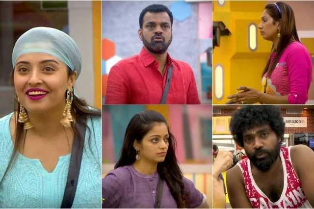 #BiggBoss Day 3:  வெங்காயத்துக்காக போரா? அக்கப்போராக அல்லவா இருக்கிறது..