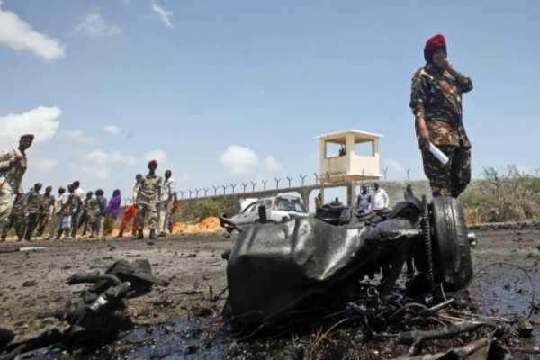 ஆப்கானிஸ்தான் தேர்தல் பிரச்சாரத்தில் குண்டுவெடிப்பு; 14 பேர் பலி