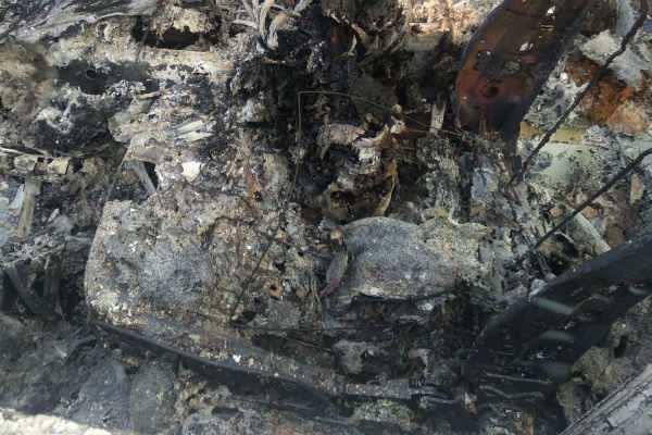 திருச்சியில் காருடன் எரித்து கொல்லப்பட்ட விவகாரம்: 4  பேர் கைது