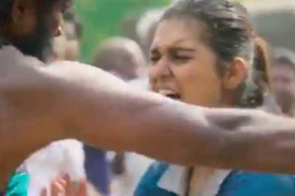 கபடி விளையாட்டில் பெண்கள் சந்திக்கும் பிரச்னைகளை சித்தரிக்கும்   வீடியோ!