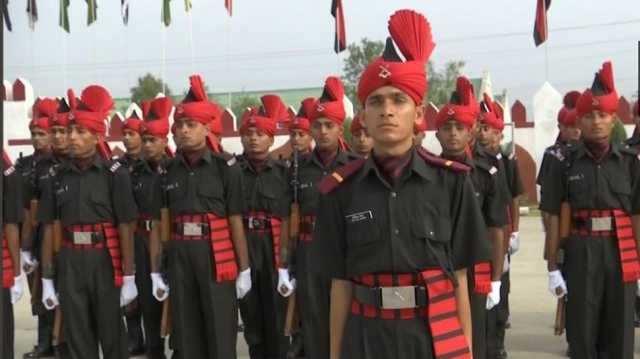 ராணுவத்தில் இணைந்த 575 காஷ்மீர் இளைஞர்கள்