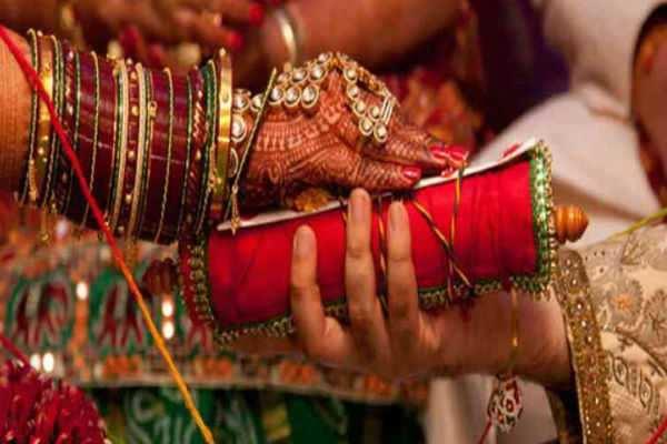 இந்தியா - பாகிஸ்தான் பதற்றத்தால் தடைபட்ட திருமணம்