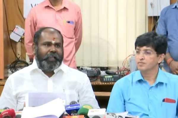 தமிழகத்தின் 32 மாவட்டங்களிலும் மழை: அமைச்சர் ஆர்.பி. உதயக்குமார்