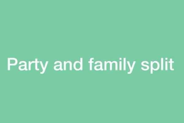 கட்சியும், குடும்பமும் உடைந்துவிட்டது: சரத்பவார் மகளின் வாட்ஸ்அப் ஸ்டேட்டஸ்