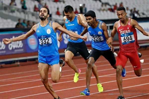 ஆசிய விளையாட்டு: இந்தியாவுக்கு 9-வது தங்கப் பதக்கம்