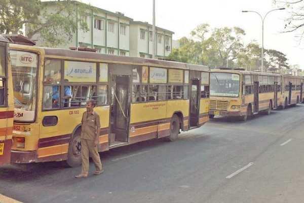 சென்னையில் முன்னறிவிப்பின்றி திடீர் 'பஸ் ஸ்டிரைக்'; மக்கள் அவதி!