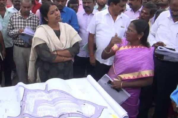நெல்லையில் ரூ.78 கோடி ரூபாய் மதிப்பீட்டில் நவீன புதிய பேருந்து நிலையம்