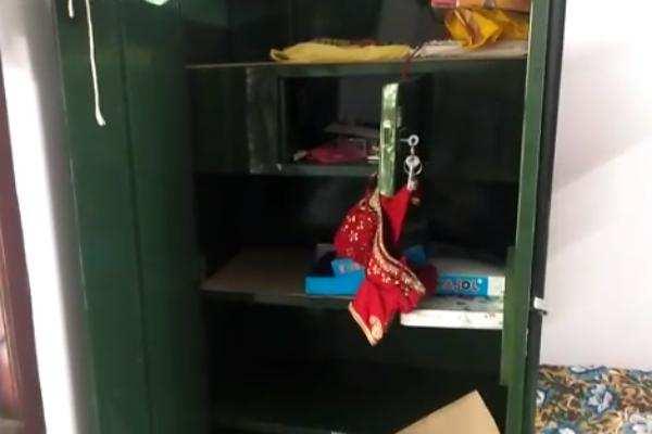 கும்பகோணம் : அமெரிக்க பொறியாளர் வீட்டில் கொள்ளை!