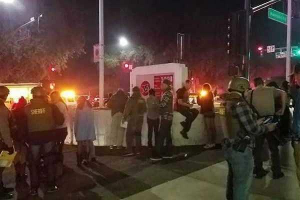 அமெரிக்கா: மீண்டும் ஒரு துப்பாக்கிச் சூடு; 3 பேர் பலி!