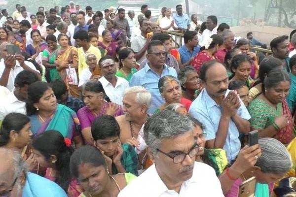 காட்டழகிய சிங்கப்பெருமாள் கோயிலில் மகா சம்ப்ரோக்ஷணம்
