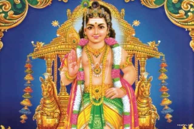 தைப்பூச நன்னாளில் பாராயணம் செய்ய சண்முகன் மந்திரம்