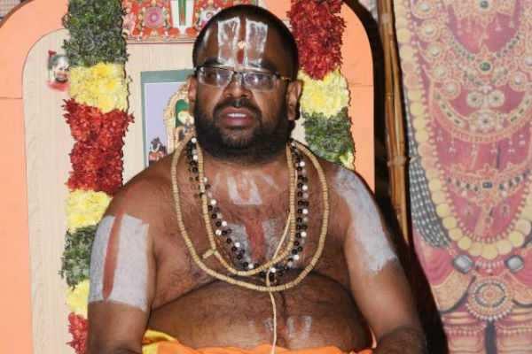 ஆண்டாள் கோவில் ஜீயருக்கு போலீசார் சம்மன்!