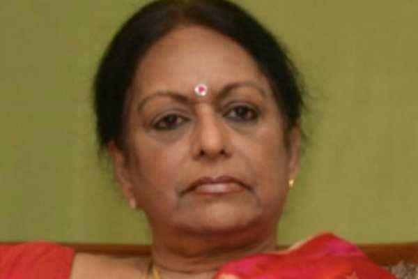 சாரதா நிதி நிறுவன மோசடி: நளினி சிதம்பரம் மீது சிபிஐ குற்றப்பத்திரிகை தாக்கல்