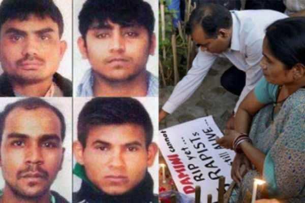 BREAKING# நிர்பயா பலாத்கார வழக்கு! 4 குற்றவாளிகளுக்கும் ஜன 22 காலை 7 மணிக்கு தூக்கு உறுதி!!