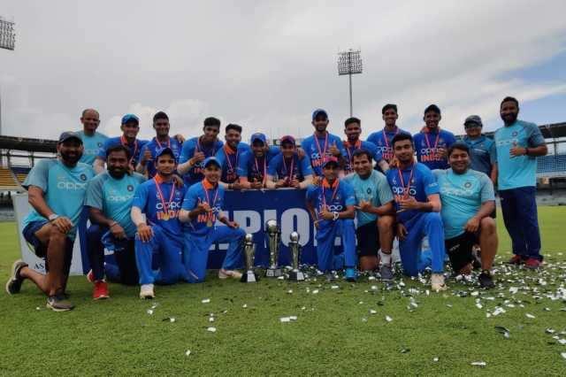 ஆசிய கோப்பை கிரிக்கெட்: 7 ஆவது முறையாக இந்தியா சாம்பியன்