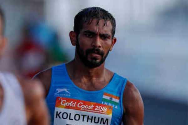 2020 டோக்யோ ஒலிம்பிக்கிற்கு தகுதி பெற்ற இந்திய நடை போட்டி வீரர்