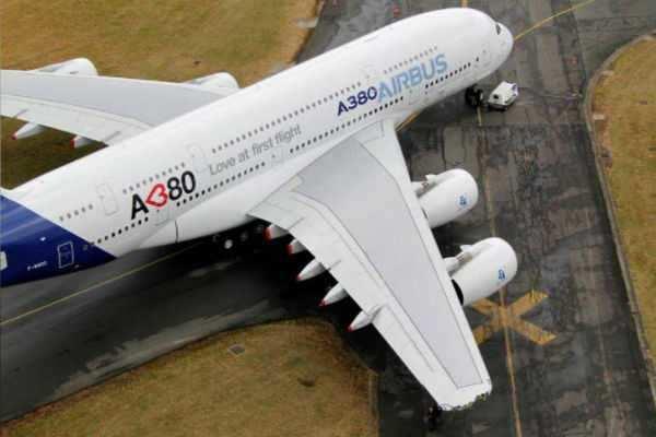 சூப்பர்ஜம்போ A380 விமானங்கள் தயாரிப்பு நிறுத்தம் !