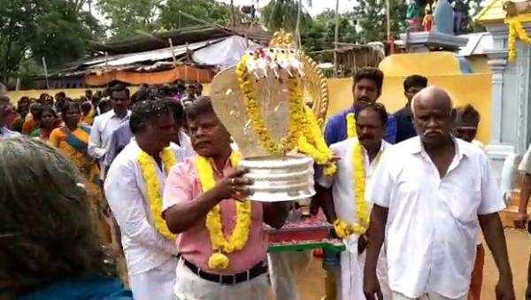 கும்பகோணம்; முப்பெரும் மகா கும்பாபிஷேக விழா