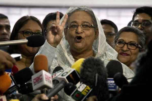 வங்கதேச தேர்தல் வாக்குப்பதிவு முடிந்தது; வன்முறையில் 12 பேர் பலி