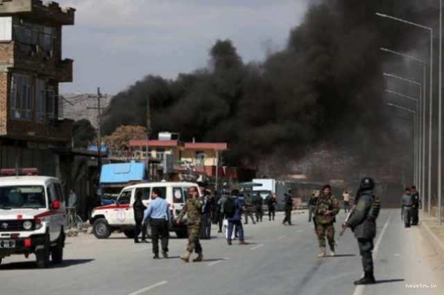 ஆப்கானிஸ்தான் தற்கொலைப்படை தாக்குதலில் 29 பேர் பலி