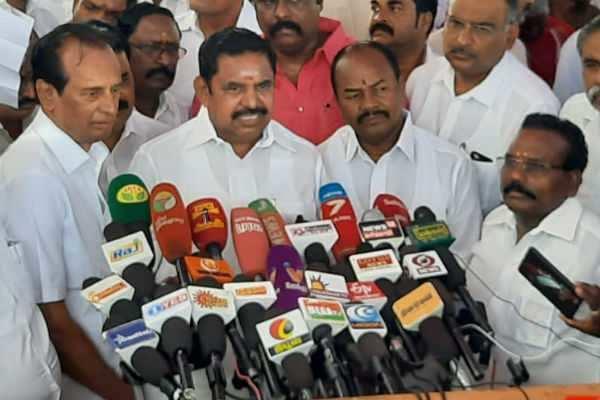 அரசியல் அடிப்படையே தெரியாதவர் கமல்: முதலமைச்சர் விமர்சனம்