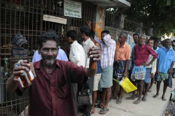 தேர்தல் திருவிழா.. டாஸ்மாக் கடைகளுக்கு 4 நாட்கள் லீவு