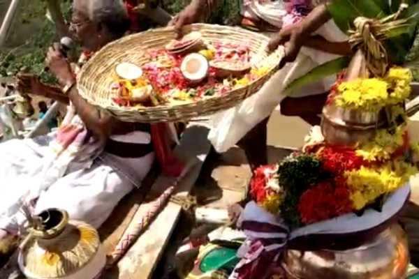 கும்பகோணம் : ஸ்ரீ சுந்தரேஸ்வரர் ஆலயத்தில் மகா கும்பாபிஷேகம்!