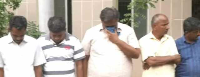 லாட்டரி விற்பனைக்கு உடந்தை.. 3 காவலர்கள் மீது நடவடிக்கை