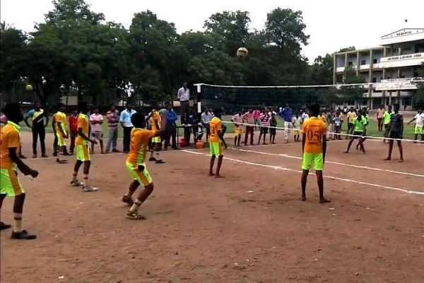 தேசிய போட்டியில் பங்கேற்கும் தமிழக எறிபந்து அணிகள் அறிவிப்பு...!