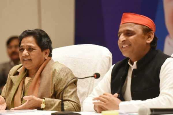 உத்தரப்பிரதேசம்- சமாஜ்வாதி - பகுஜன் சமாஜ் கட்சி பங்கீடு அறிவிப்பு