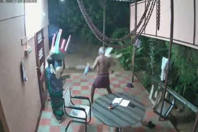 'அதீத துணிவு'விருதினைப் பெறும் நெல்லை தம்பதி!