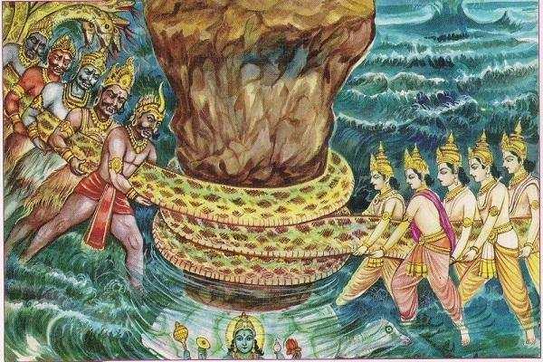 பிறப்பில்லா முக்தி நிலையை தரும் திரிவேணி சங்கமம் – கும்பமேளா மஹோத்சவ புராண வரலாறு