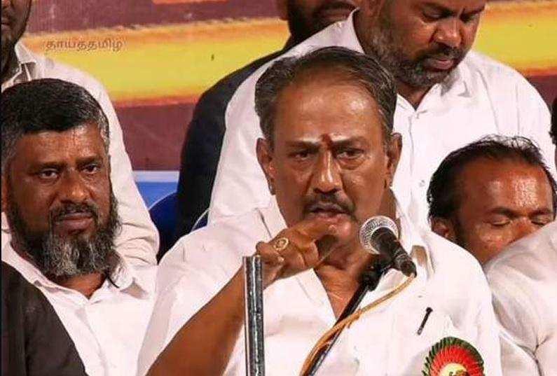 நெல்லை கண்ணன் கைது! பாஜக, எஸ்டிபிஐ கட்சியினர்  மோதல்!