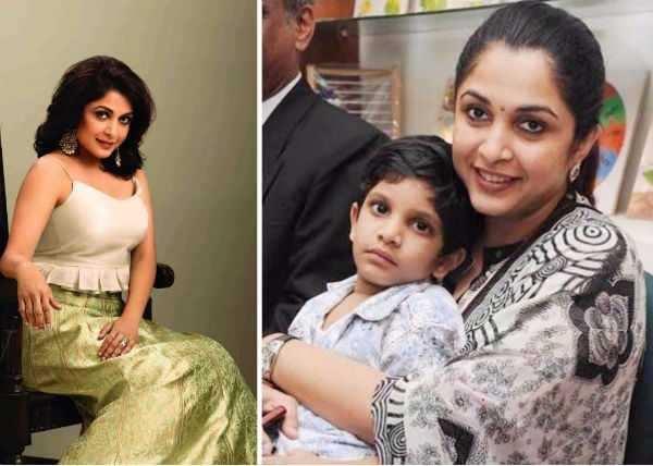 நடிகை ரம்யா கிருஷ்ணன் மகனின் க்யூட் வீடியோ! குவியும் பாராட்டுக்கள்!