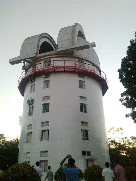 """வேலூரில் வானிலை ஆராய்ச்சி மையம் """"வைனு பாப்பு வானாய்வகம்"""""""