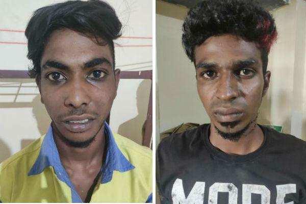 கோவை: கஞ்சா விற்பனை செய்த 5 இளைஞர்கள் கைது!