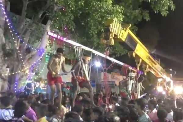 Murugan temple function