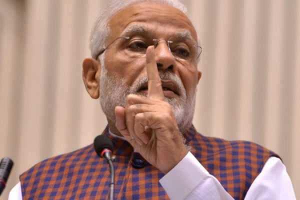 காங்கிரஸ் கட்சியை கடுமையாக சாடிய பிரதமர் மோடி !